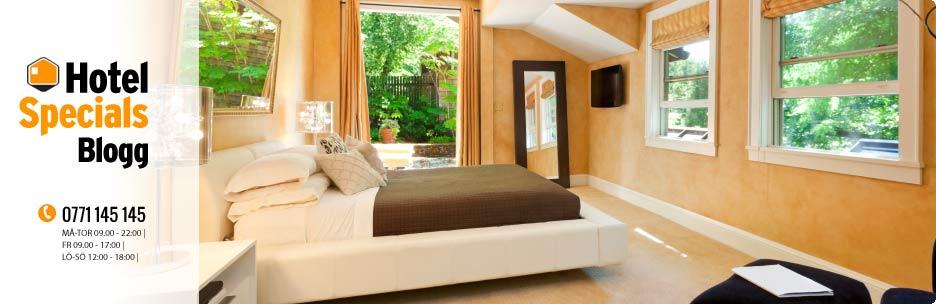 HotelSpecials Blogg